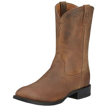 Ariat Mens Heritage Roper Boot Collection