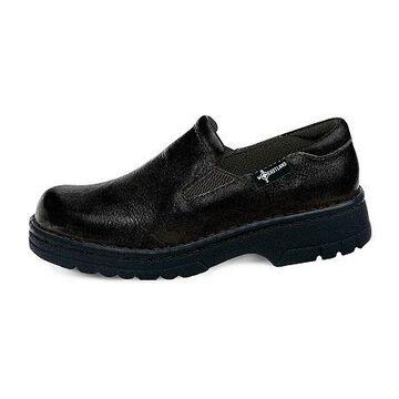 Eastland Newport Womens Leather Slip-On Shoes