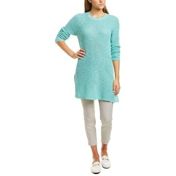 Eileen Fisher Linen-Blend Tunic