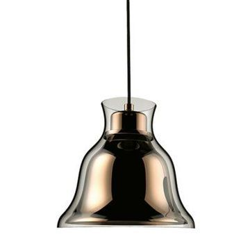 ELK Lighting Bolero 1-Light Pendant in Gold