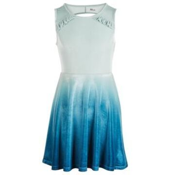 Epic Threads Big Girls Ombre Velour Dress, Created For Macy's