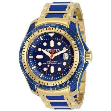Invicta Men's Hydromax 29589 Gold Watch