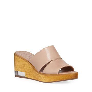 Kara Wedge Slide Sandals