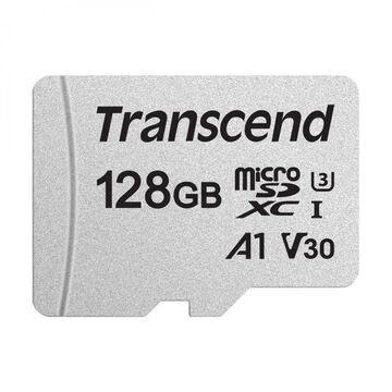 Transcend TS128GUSD300S-A Micro Sdxc 128gb Uhs-i U1 (ts128gusd300sa)