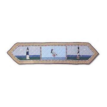 Patch Magic Lighthouse By Bay Table Runner