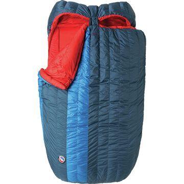 King Solomon Double Sleeping Bag: 15F Down