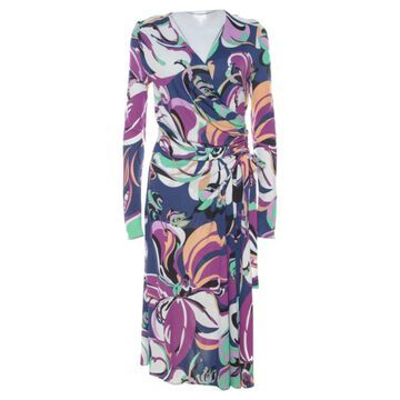 Emilio Pucci Multicolour Viscose Dresses