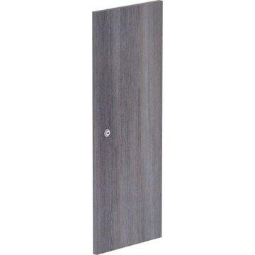 Lorell, Cubby Storage Long Locker Door, 1 Each, Charcoal