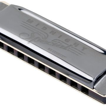 Midnight Special Harmonica Key of F