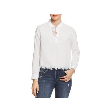 DL1961 Womens Blouse Woven Casual