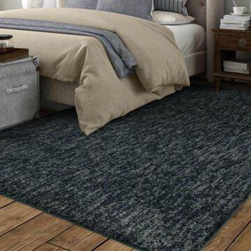 Orian Rugs Super Shag Solid Area Rug or Runner