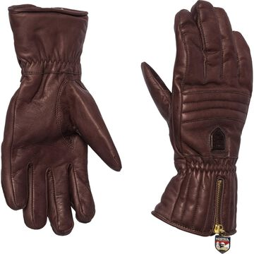 Hestra Leather Swisswool Classic Gloves - Insulated (For Men)