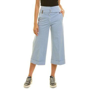 Peserico Crop Trouser