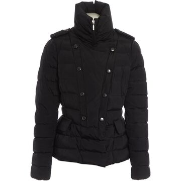 Moncler Black Synthetic Coats