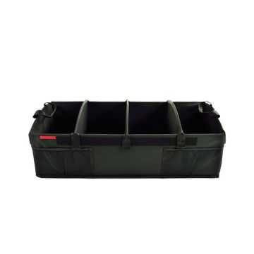 Heavy Duty Trunk Organizer -No Slide Rigid Base-70 pound Capacity