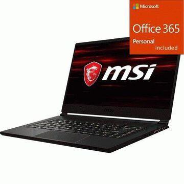 MSI GS65 Stealth THIN-652 15.6