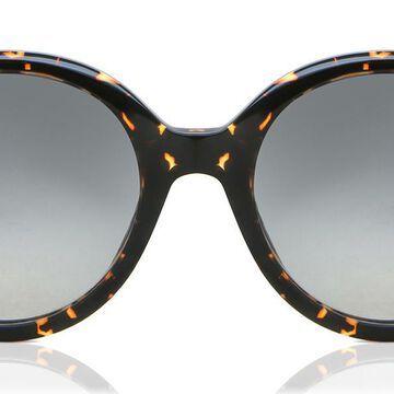 Elie Saab 014/S 008/ 1I Men's Sunglasses Tortoiseshell Size 54