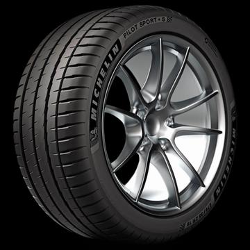 Michelin Pilot Sport 4 S Summer 255/35ZR19 (92Y) Tire