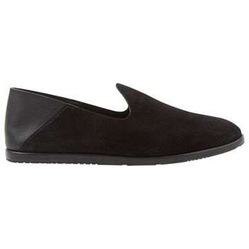 Pedro Garcia Black Leather Flats