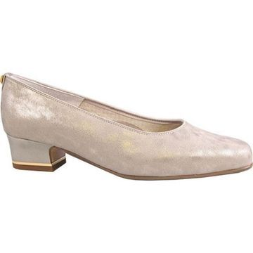 ara Women's Gada 11859 Pump Taupe Leather