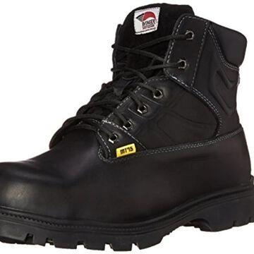 Fsi Footwear Specialties International Nautilus Avenger 7300 Leather Safety Toe Eh Internal Met Guard High Heat Outsole