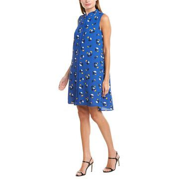 Anne Klein Womens Shirtdress