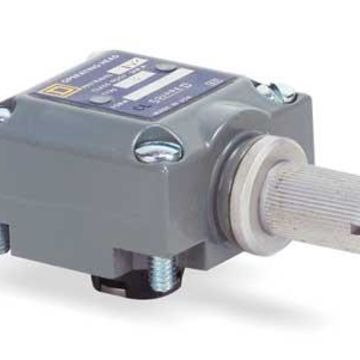 SQUARE D 9007N Limit Switch Head,Rotary,Side,25 in.-oz