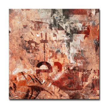 Ready2HangArt 'Abstract ABS XB' Modern Canvas Wall Art