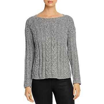 Eileen Fisher Cable-Knit Sweater