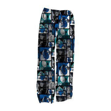 Mens Big Microfleece Pajama Pants Star Wars