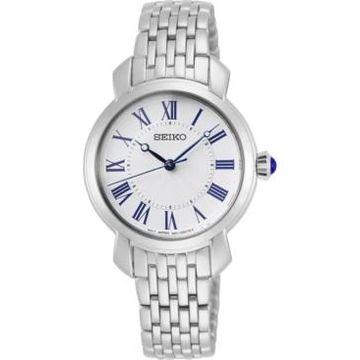 Seiko Women's Essentials Stainless Steel Bracelet Watch 29.2mm