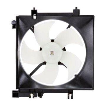 TYC 601070 Radiator Fan Assy