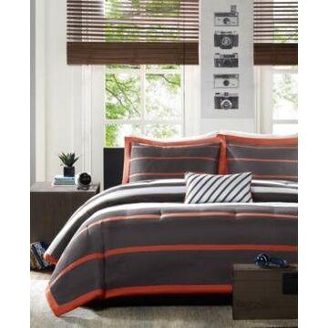 Mi Zone Ashton 3-Pc. Twin/Twin Xl Comforter Set Bedding