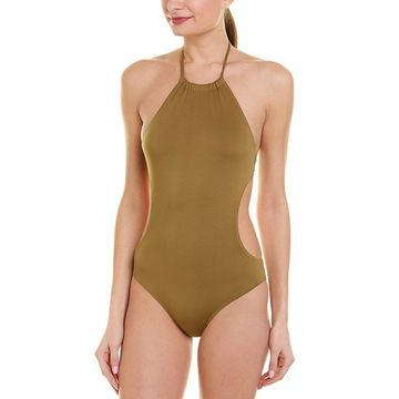 Chaser Womens Cutout One-Piece