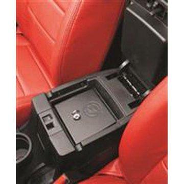 Bestop 42643-01 Wrangler Jk 2/4-Door Console Lock Box