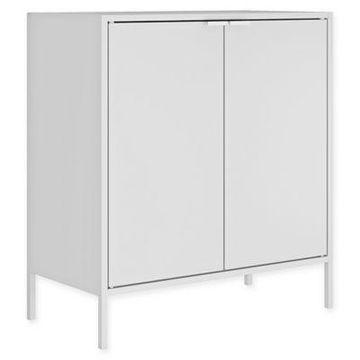 Manhattan Comfort Smart Cabinet in White