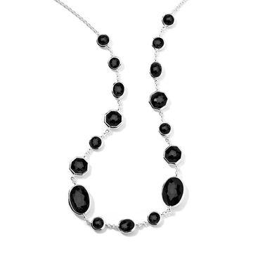 Rock Candy Black Onyx Gelato Necklace