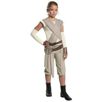 Star Wars Episode VII: The Force Awakens - Rey Deluxe Costume for Girls