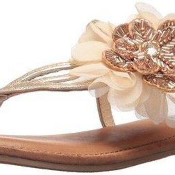 Not Rated Women's Surya Flat Sandal