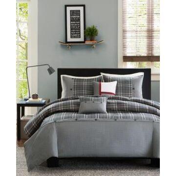 Intelligent Design Daryl 4-Pc. Twin/Twin Xl Duvet Cover Set Bedding