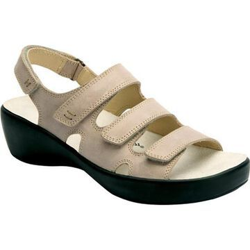 Drew Women's Alma Taupe Smooth Leather