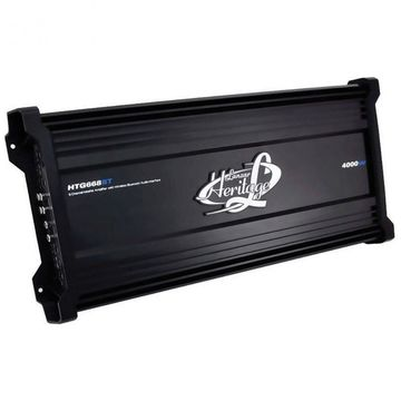 Lanzar 6 CH mosfet amplifier with bluetooth