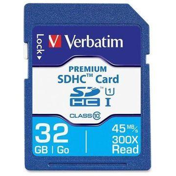Verbatim 32GB Premium SDHC Card