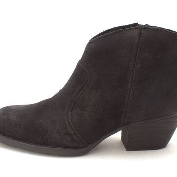 born Womens Michel Almond Toe Ankle Fashion Boots