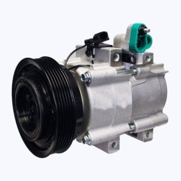 Denso New Compressor With Clutch