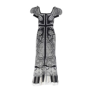 ALEXANDER MCQUEEN Long dresses