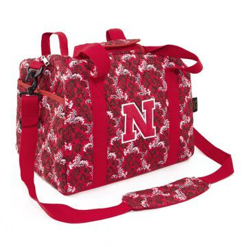 Nebraska Cornhuskers Women's Bloom Mini Duffle Bag