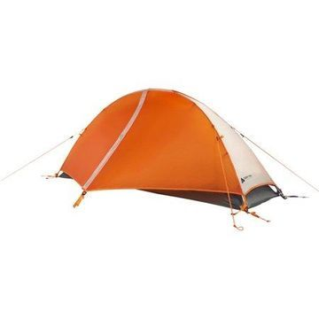 Ozark Trail 1-Person Backpacking Tent with Aluminum Poles & Vestibule