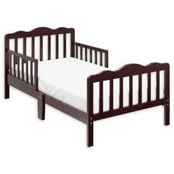 Storkcraft Hillside Toddler Bed in Espresso