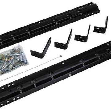 2018 Ford F-350 Reese Fifth-Wheel Rails